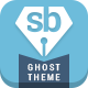 SuperB for Ghost - Clean and Responsive Theme