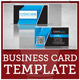 Corporate Business Card Ribbon Template - GraphicRiver Item for Sale