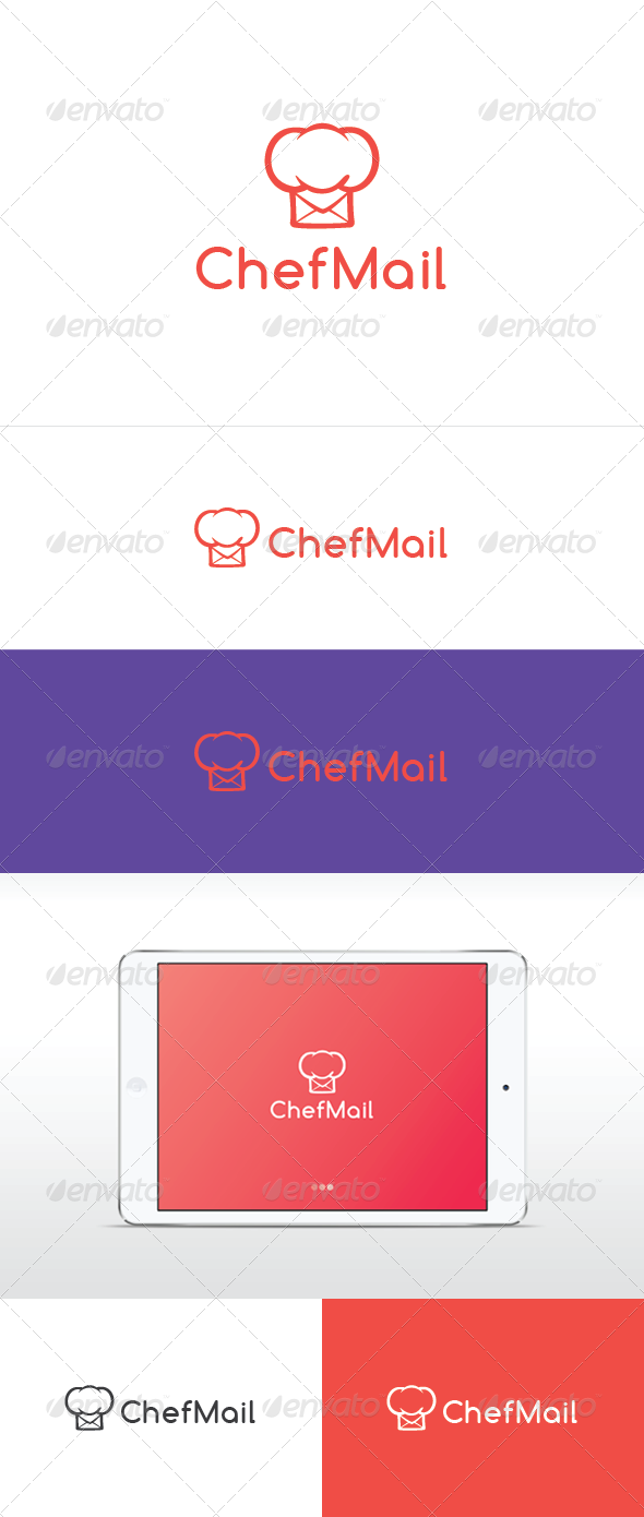 GraphicRiver Chef Mail 6643350