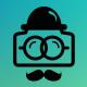 Retro Wedding Photographer Logo - GraphicRiver Item for Sale