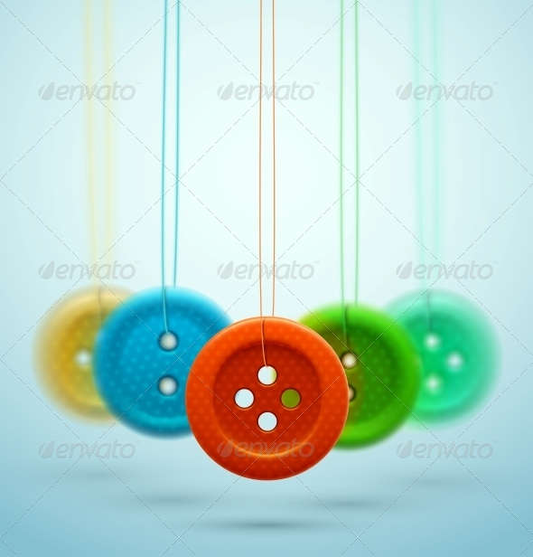 GraphicRiver Sewing Buttons 6643688