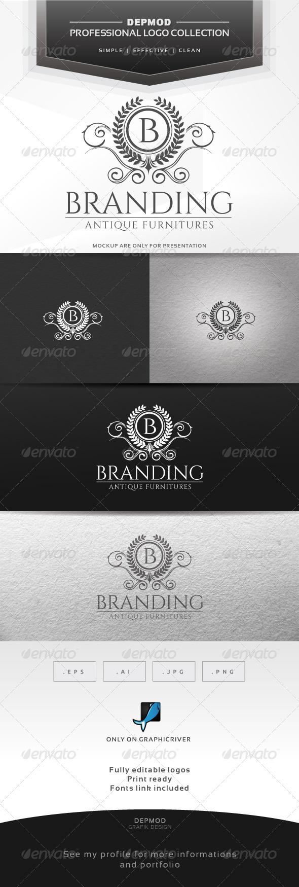 GraphicRiver Branding Logo 6643760