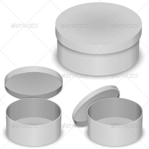 GraphicRiver Round Box Template 6643792