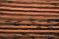 Texture of seamless orange roof tiles. - PhotoDune Item for Sale