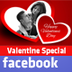 Love Facebook Cover - GraphicRiver Item for Sale