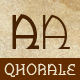 Qhorale Regular & BOLD Modern Latin - GraphicRiver Item for Sale