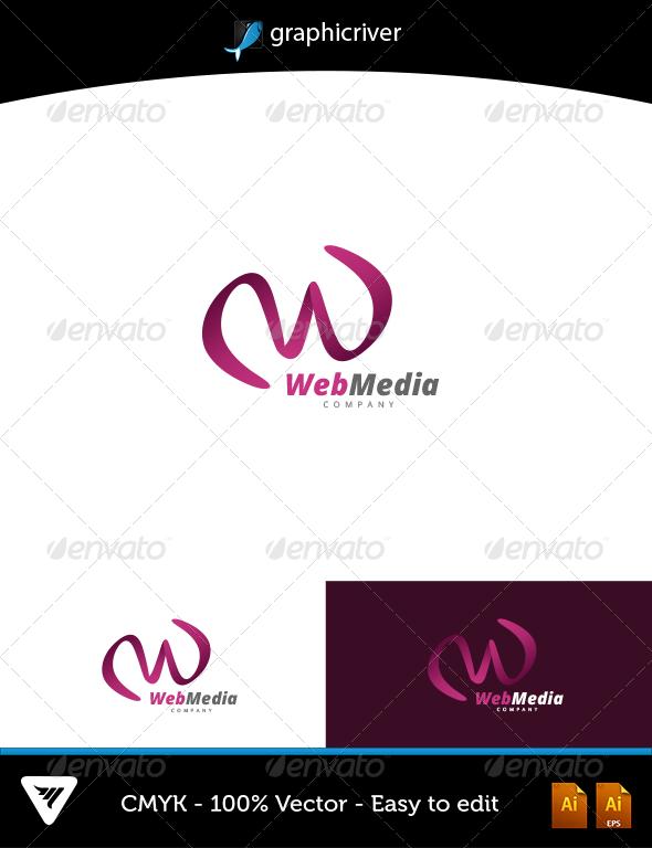 GraphicRiver Webmedia Logo 6645605