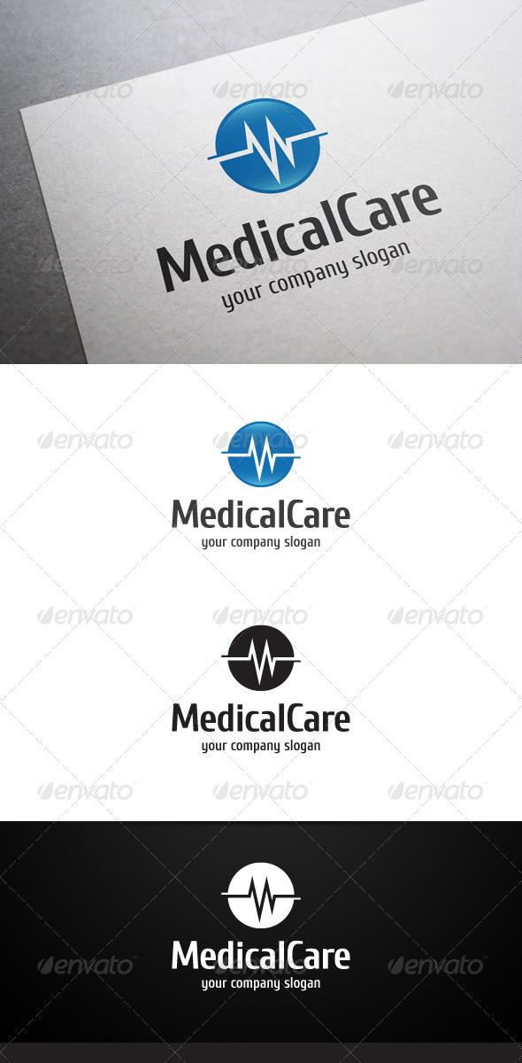 GraphicRiver Medical Care Logo 6646720