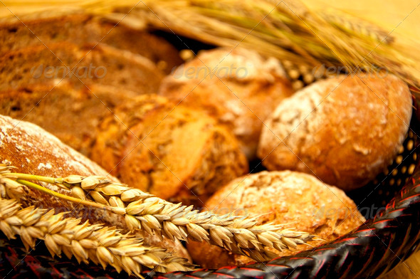 Stock Photo - PhotoDune Wholemeal Bread 722249