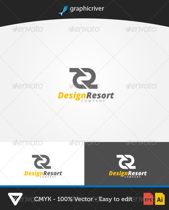 GraphicRiver DesignResort Logo 6647381