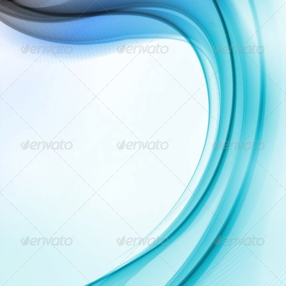 GraphicRiver Abstract Blue Background 6647859