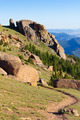 Hiking Trail in the Colorado Rocky Mountains - PhotoDune Item for Sale