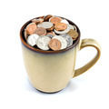 Cup of Coins - PhotoDune Item for Sale