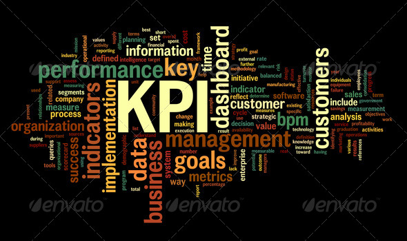 KPI key performance indicators - Stock Photo - Images