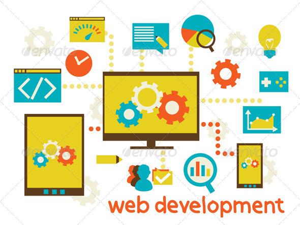 GraphicRiver Web Development 6651252
