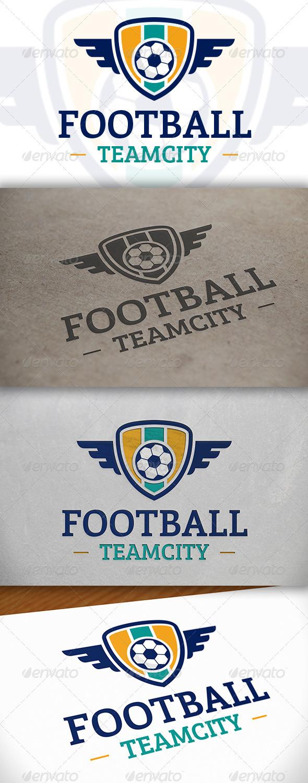 GraphicRiver Football Logo Template 6651649