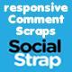 Komentarz Scraps dodatek do SocialStrap - WorldWideScripts.net Pozycja na sprzedaż