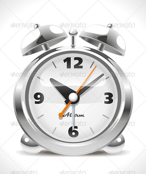 GraphicRiver Old Alarm Clock 6651883