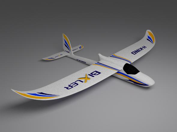 3DOcean Sky Surfer 6650140