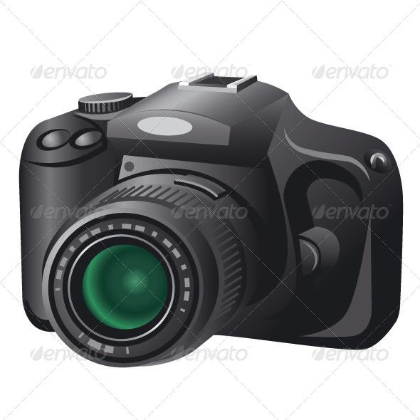 GraphicRiver Digital Camera 6653017