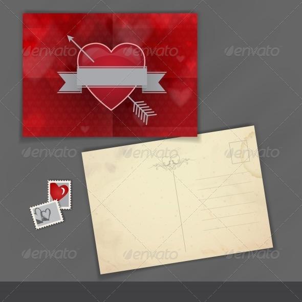 GraphicRiver Happy Valentines Day 6653141