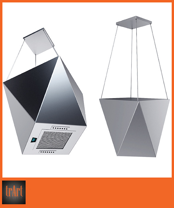 3DOcean kitchen hood 6653143