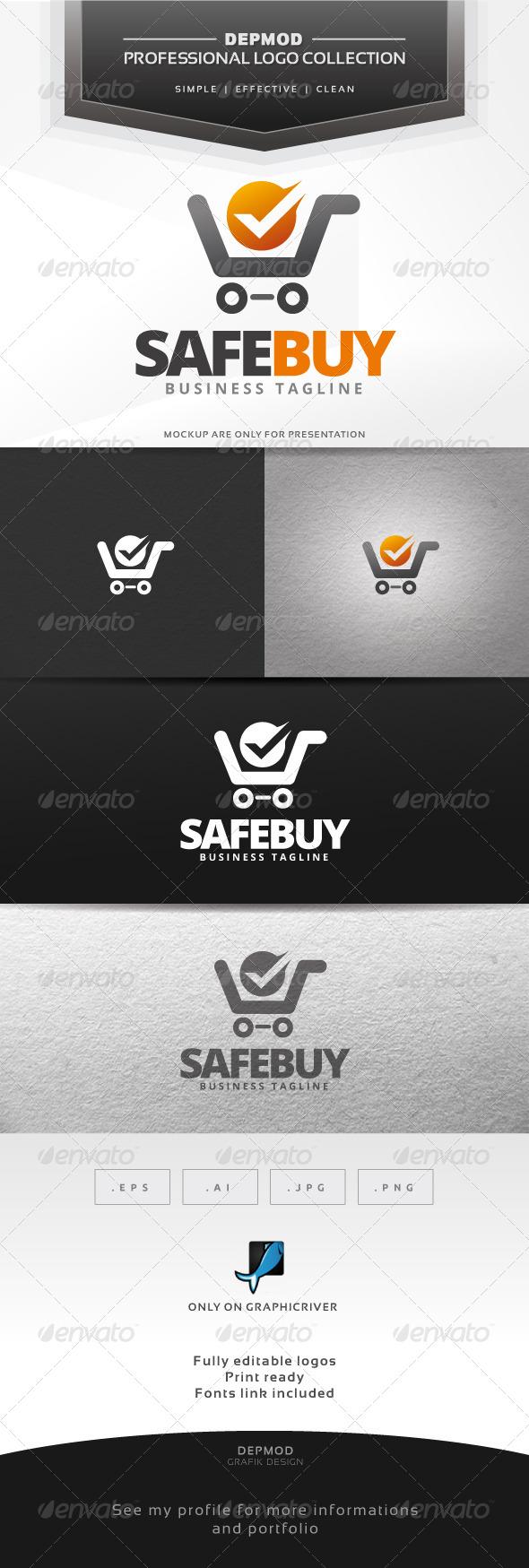 GraphicRiver Safe Buy Logo 6653279