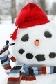 Smiley face snowman - PhotoDune Item for Sale