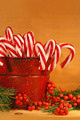 Candy canes in tin - PhotoDune Item for Sale
