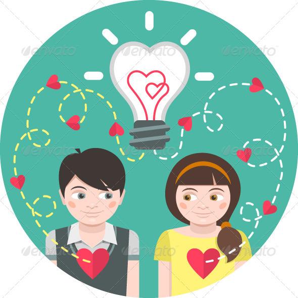 Love at First Sight - Valentines Seasons/Holidays