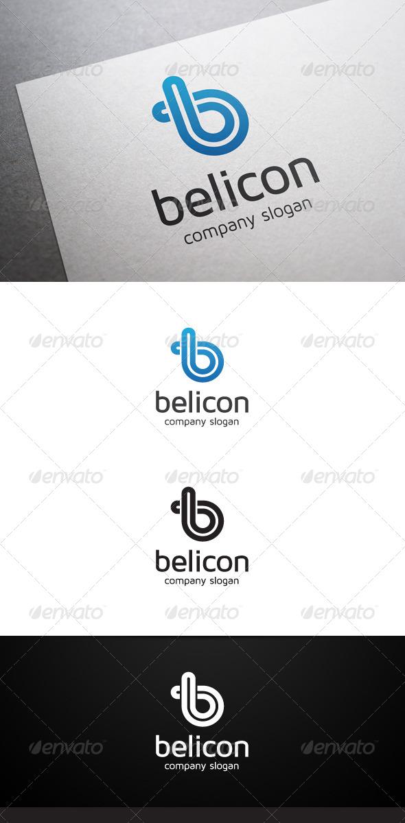 GraphicRiver Belicon B Letter Logo 6655055