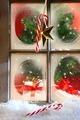 Festive holiday window - PhotoDune Item for Sale
