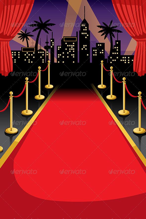 GraphicRiver Red Carpet 6656960