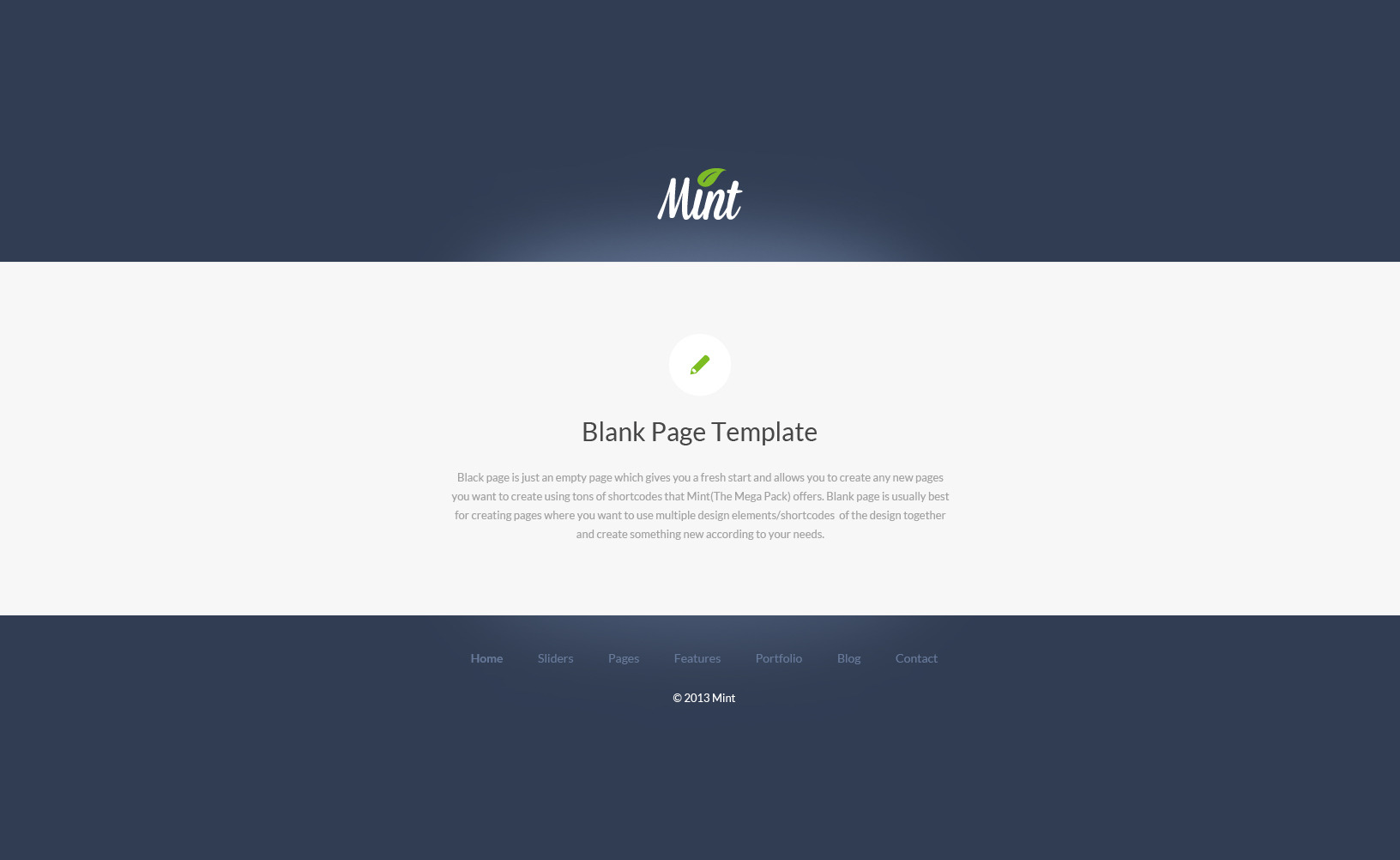 Mint - Mega PSD Pack