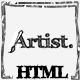 الفنان رسم المستجيبة قالب HTML - محفظة الإبداعية