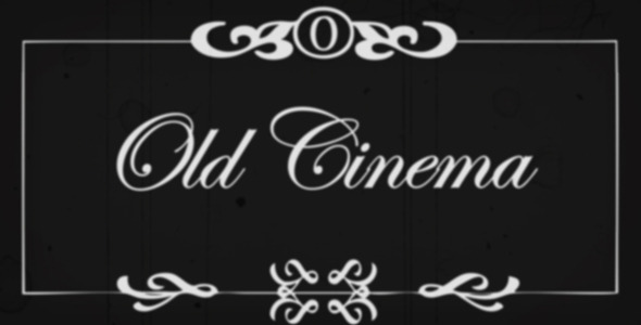 After Effects Project - VideoHive Old Cinema 697790