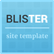 BLISTER Clean & Business Site Template