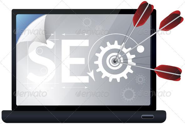 GraphicRiver Effective SEO Search Engine Optimization 6657515