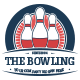 Bowling Sport Logo - GraphicRiver Item for Sale