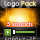 Broadcasting Logo Pack - AudioJungle Item for Sale