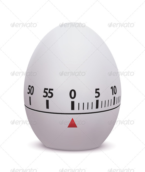 GraphicRiver Egg Timer 6658951