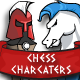Chess Characters - GraphicRiver Item for Sale