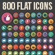 Icons Kit - GraphicRiver Item for Sale