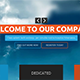 Corporate / Business Muse Site Template