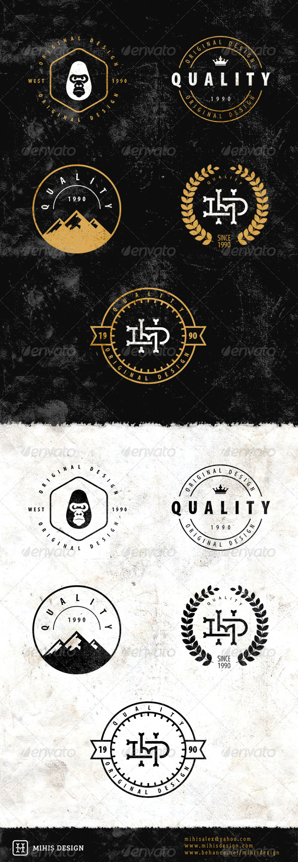 GraphicRiver Badges 6654923