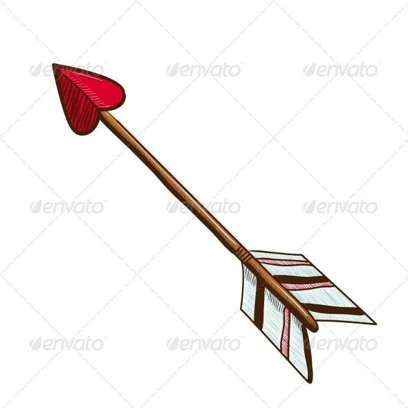 GraphicRiver Arrow 6662625