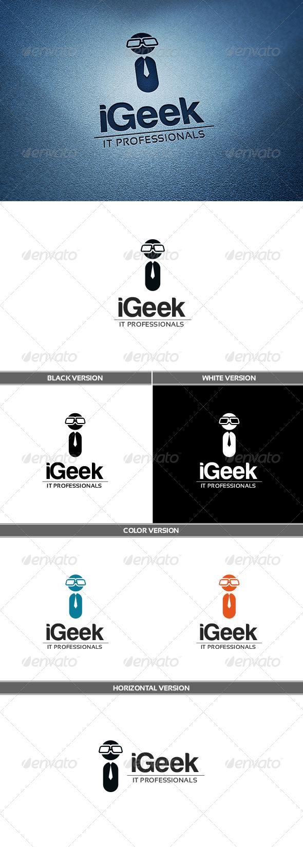 GraphicRiver iGeek Logo 6662297