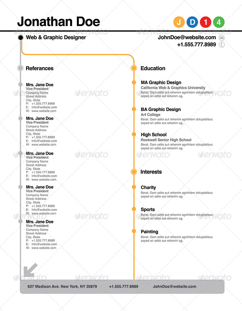 subway resume sample subway resume graphicriver resumes stationery for assistant manager work