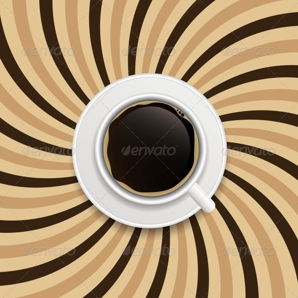 GraphicRiver Coffee Background 6662999