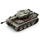 Military Modern War Heavy Tank (Red) - 3DOcean Item for Sale